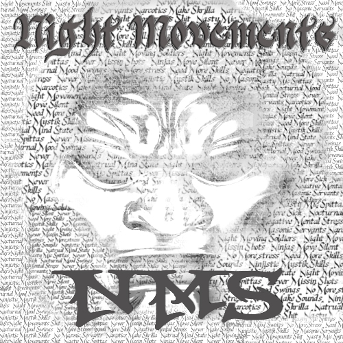 Night Movements - NMS - Album Cover 500