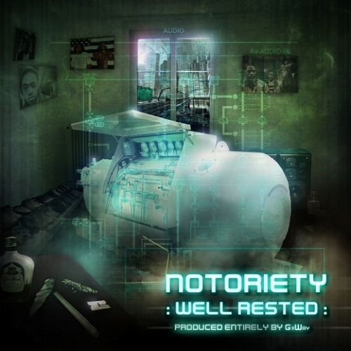 Notoriety - Well Rested