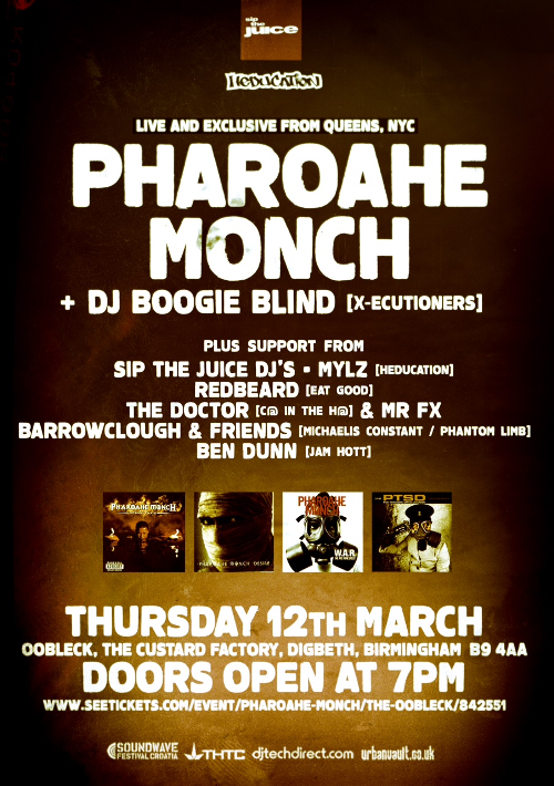 pharoahe monch bham500